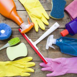 מוצרי נקיון משלימים